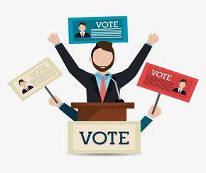 Cómo votar en Market Glory en elecciones