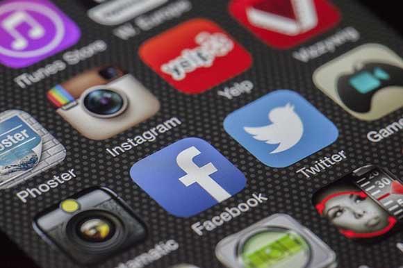 Administrar las redes sociales