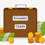 Pagos de ClickXti y Encuestón: 119€ recibidos