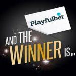 Los 5 ganadores del sorteo de Playfulbet son…