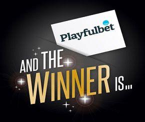 Los 5 ganadores del sorteo de Playfulbet