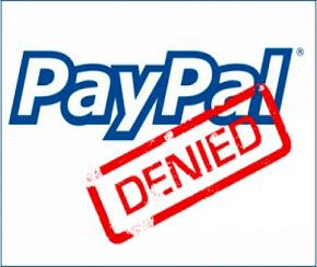 Fanslave quita PayPal