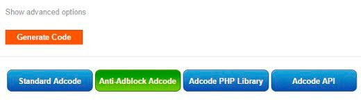Nuevo código de PopAds para evitar los bloqueadores de publicidad