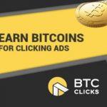 BTCClicks: La mejor PTC para conseguir bitcoins gratis