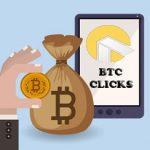 Primer pago de BTCClicks: 3.86371 mBTC por Coinbase