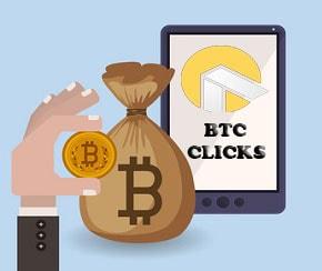 Primer pago de BTCClicks