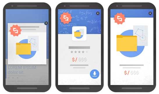 Penalizaciones Google webs popups