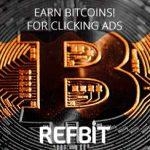 RefBit: Otra PTC fiable y gratuita para ganar bitcoins