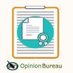 Opinion Bureau: Encuestas remuneradas y 5€ de regalo