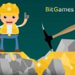 BitGames: Completa faucet para ganar bitcoins gratis
