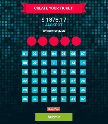 Tickets de lotería