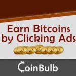 CoinBulb: PTC para ganar satoshis viendo anuncios