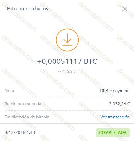 DifBTC paga