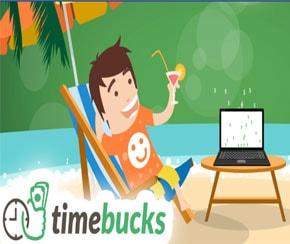TimeBucks: Multitud de opciones de ganar dinero gratis