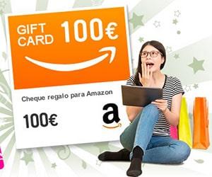 Sorteo Gift Card Amazon