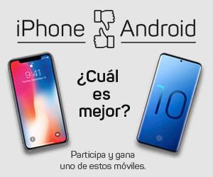 Sorteo iPhone XS o Samsung S10