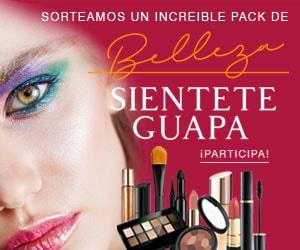 Sorteo pack de belleza de marca