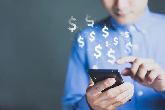 Ganar dinero con apps android e iOS