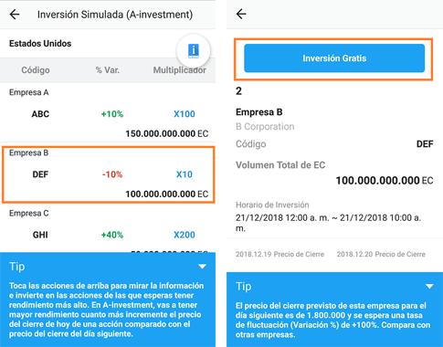 Truco SuperVank inversión simulada