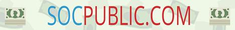 Tareas remuneradas en SocPublic