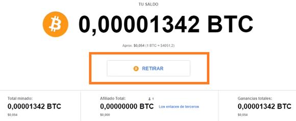 Como cobrar en Cryptotab