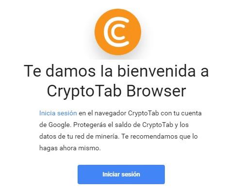 Vincular navegador con Gmail