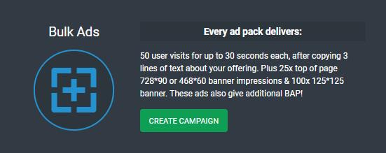 Bulk Ads pack