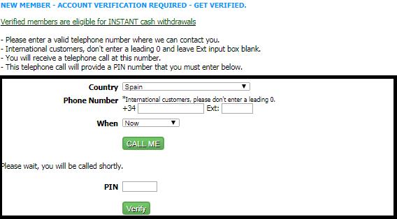 Como verificar cuenta SuperPayme