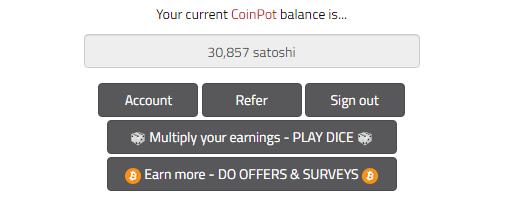 Juegos y referidos en Bonus Bitcoin