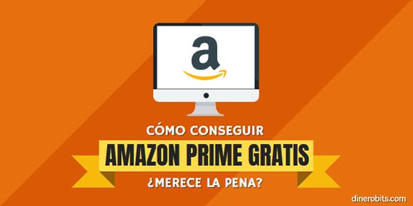 Cuenta Amazon Prime gratis