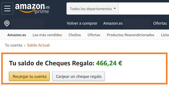 Comprar gratis con Amazon Prime