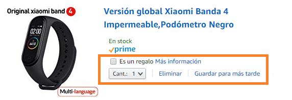 Como comprar en Amazon com