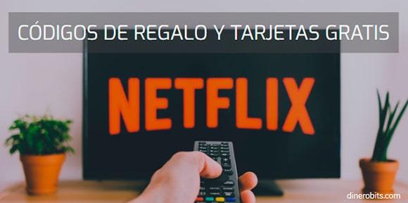 Códigos de regalo Netflix