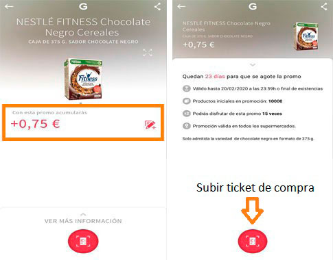 Promoción Nestle