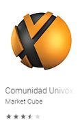 App móvil de Univox