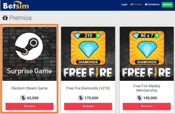 Juegos de Steam gratis