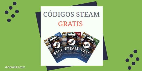 Códigos Steam gratis