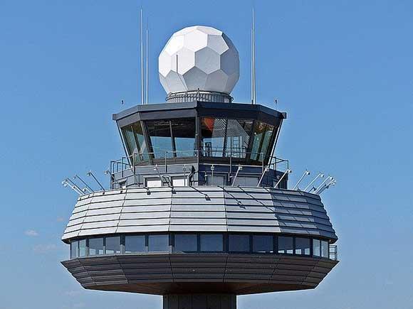 Trabajo de controlador aéreo