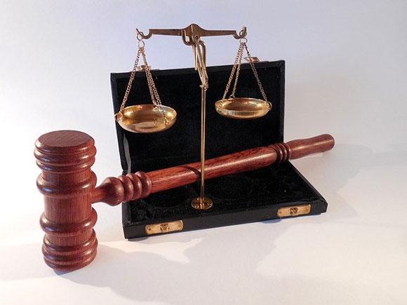 Trabajo de juez