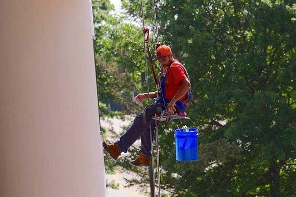 Trabajos mejor pagados de altura