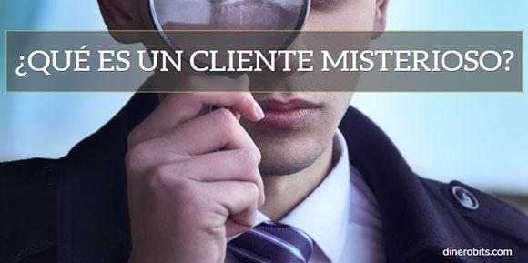 Trabajo cliente misterioso
