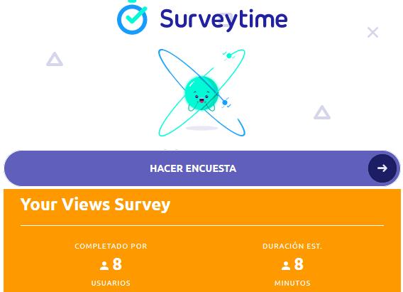 Encuesta de SurveyTime