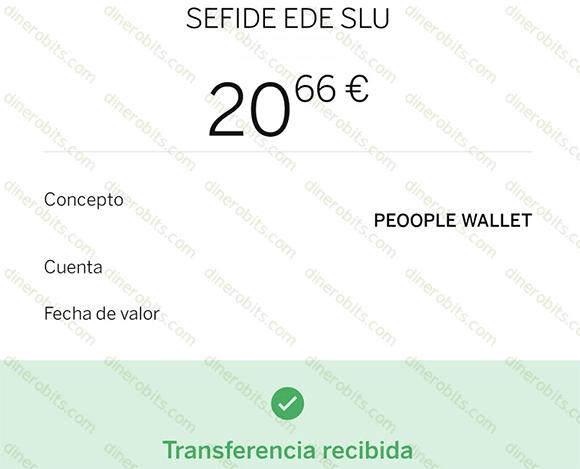 Peoople paga