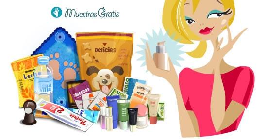 Productos y muestras gratis