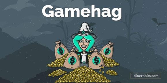 Que es Gamehag