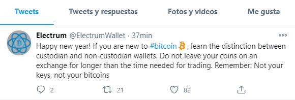 Comprar bitcoins y guardar llaves privadas