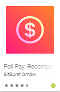 Poll Pay app encuestas