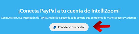 Vincular Intellizoom con Paypal